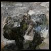 LES CHAPOULES - toile - 20 x 20 cm